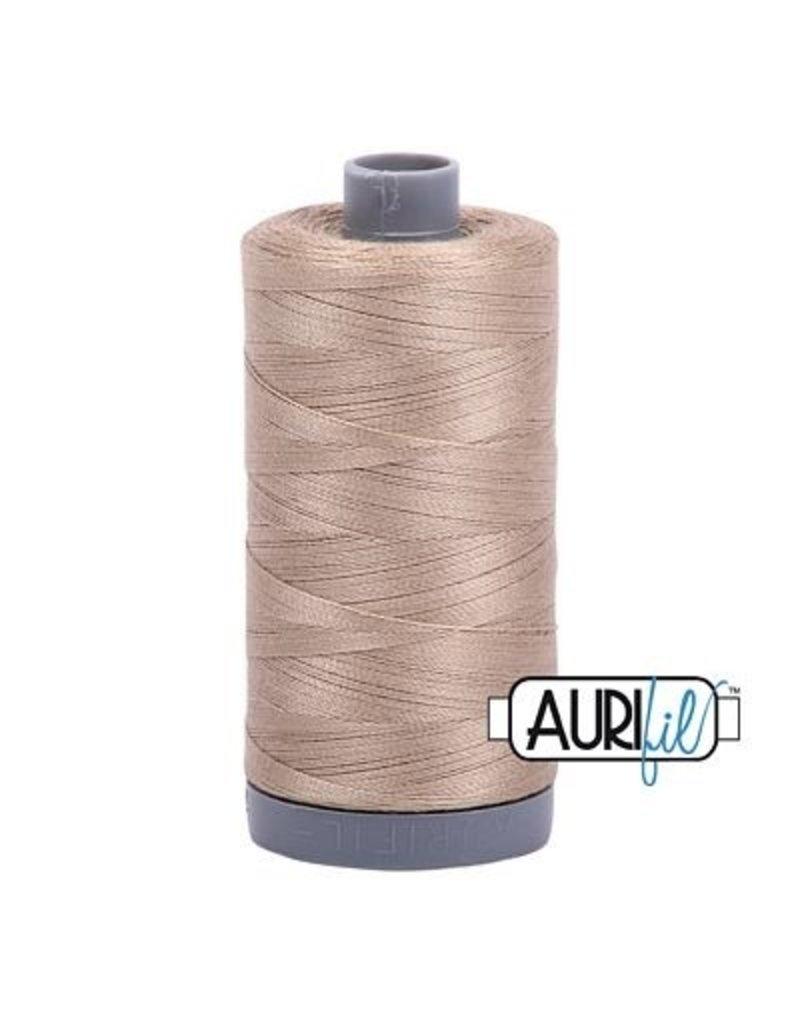 Aurifil 28 wt. Quilting Thread-2325 Linen