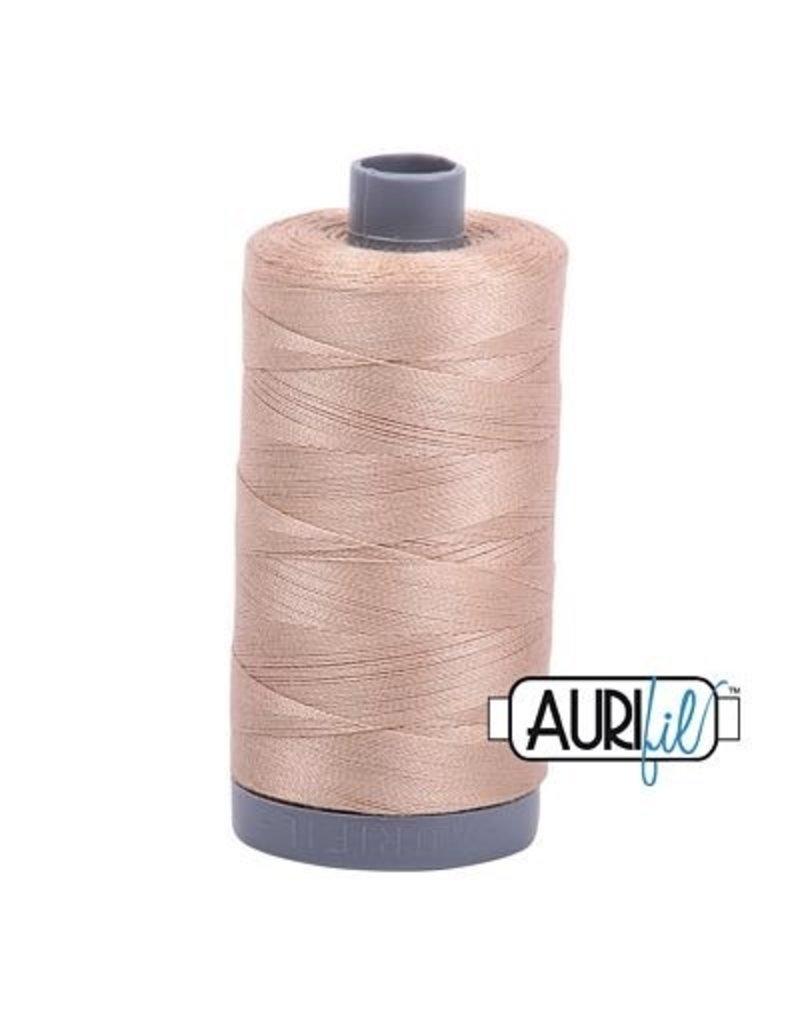Aurifil 28 wt. Quilting Thread-2314 Beige