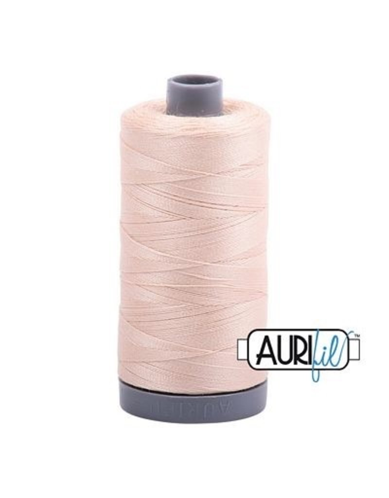 Aurifil 28 wt. Quilting Thread-2315 Pale Flesh
