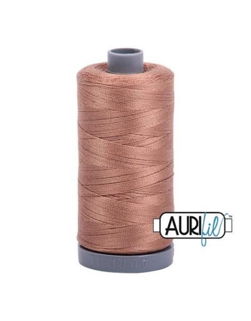 Aurifil 28 wt. Quilting Thread-2340 Cafe Au Lait