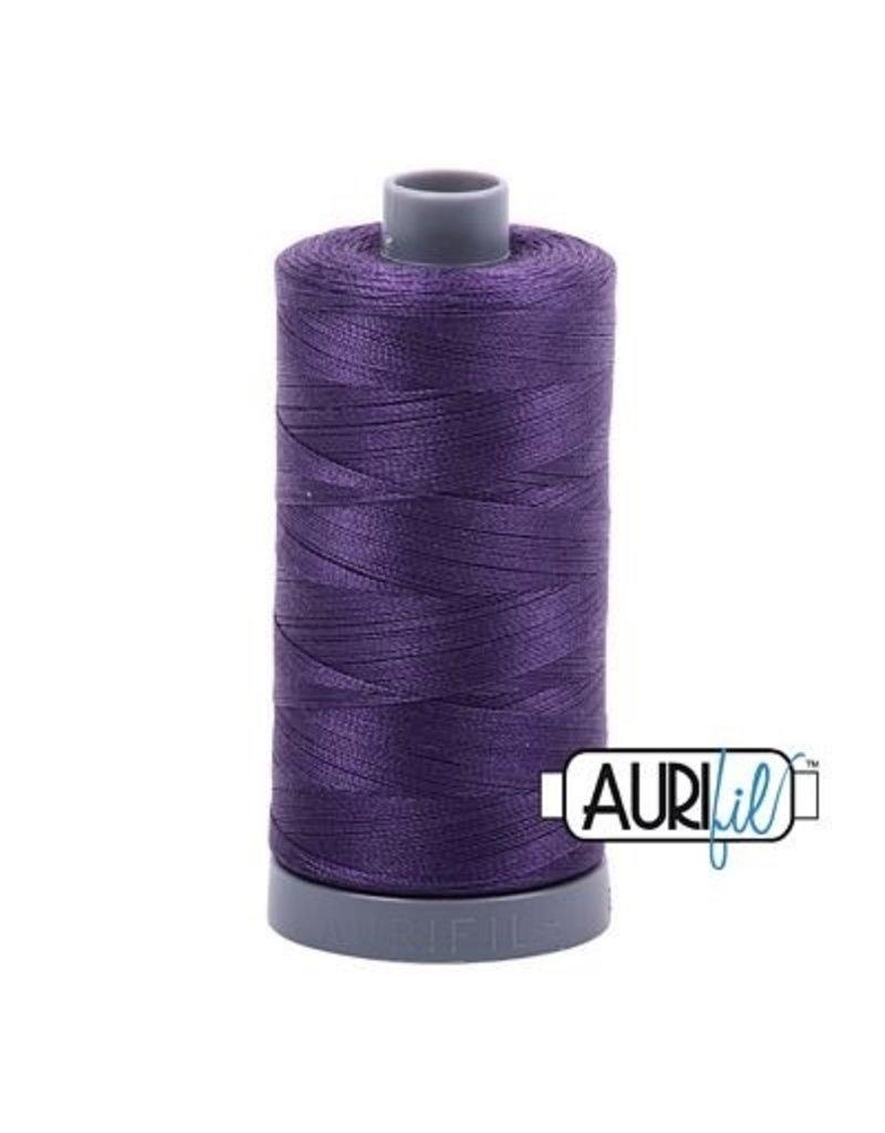 Aurifil 28 wt. Quilting Thread-2581 Dark Dusty Grape