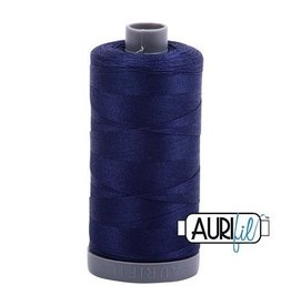 Aurifil 28 wt. Quilting Thread-2784 Dark Navy