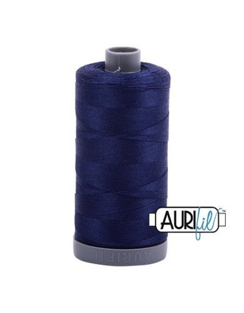 Aurifil 28 wt. Quilting Thread-2784 Dark Navy
