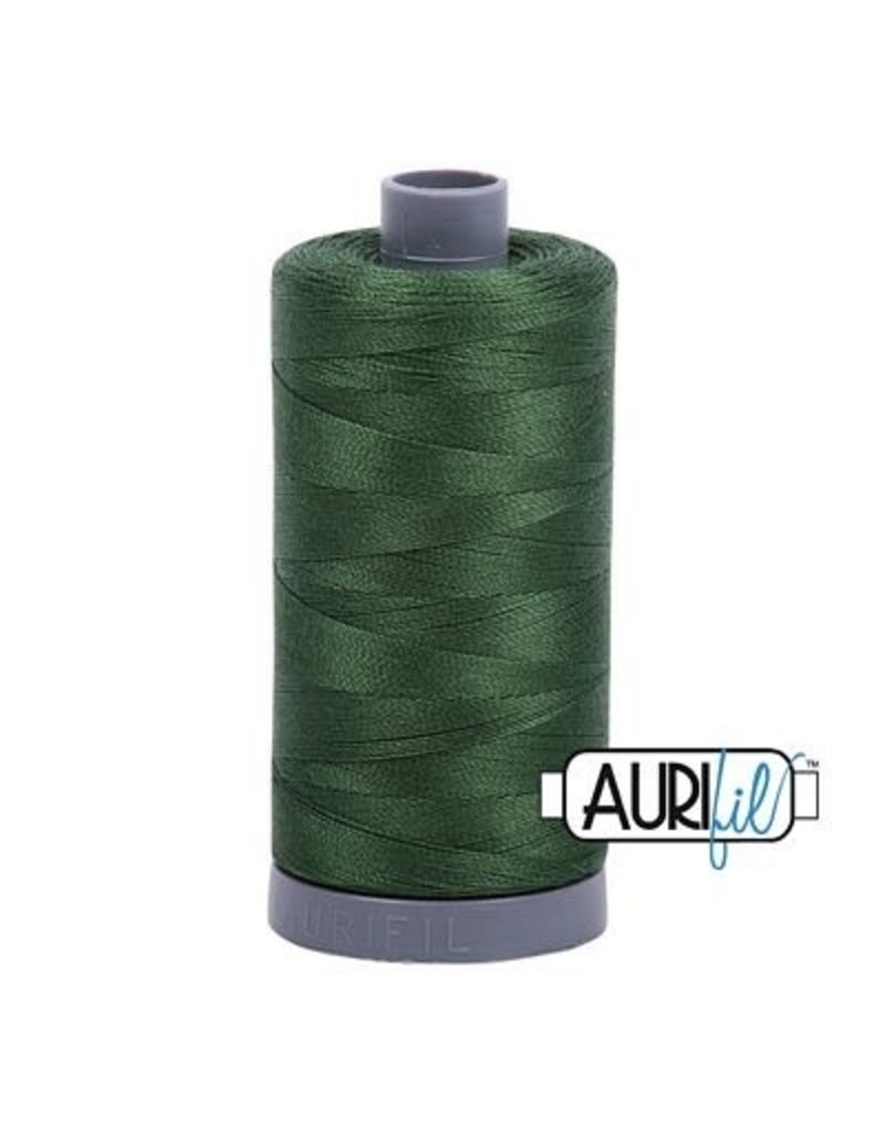 Aurifil 28 wt. Quilting Thread-2892 Pine