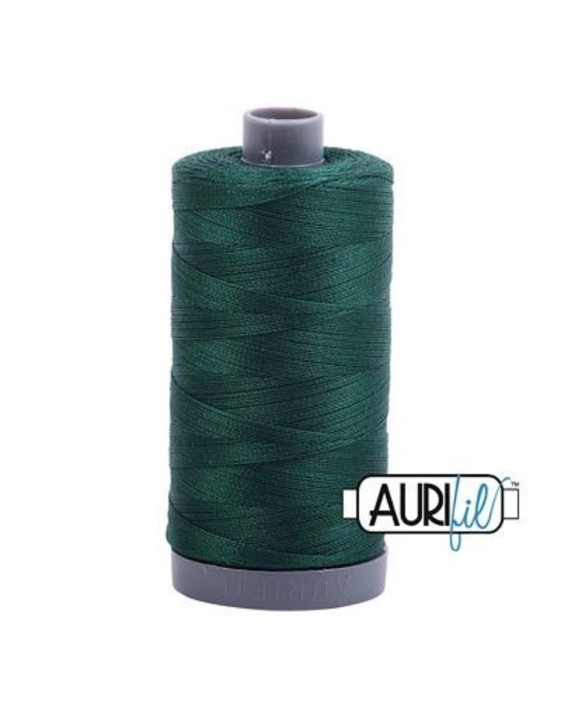 Aurifil 28 wt. Quilting Thread-2885 Medium Spruce