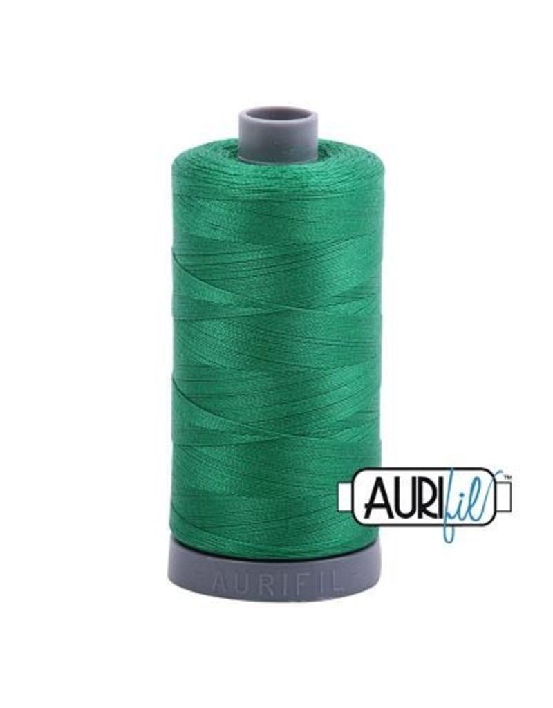 Aurifil 28 wt. Quilting Thread-2870 Green