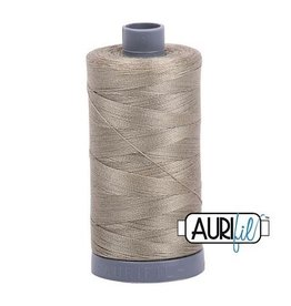 Aurifil 28 wt. Quilting Thread-2900 Light Khaki Green