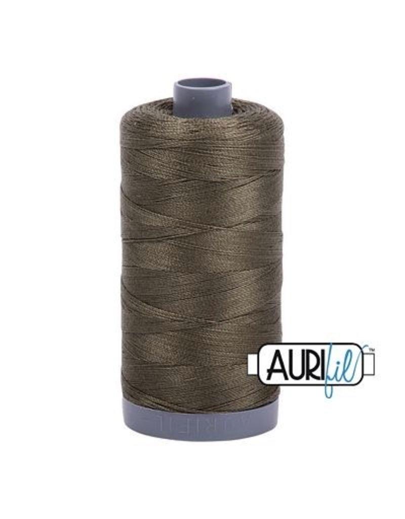 Aurifil 28 wt. Quilting Thread-2905 Army Green