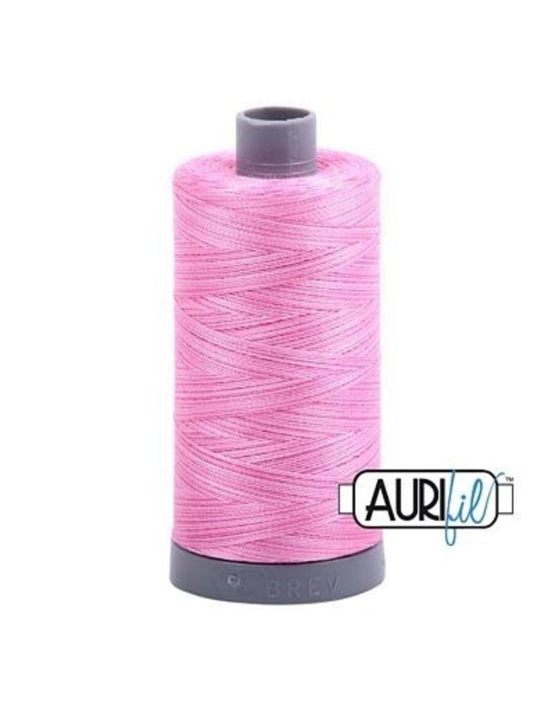 Aurifil 28 wt. Quilting Thread-3660 Bubblegum