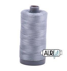 Aurifil 28 wt. Quilting Thread-2610 Light Blue Gray