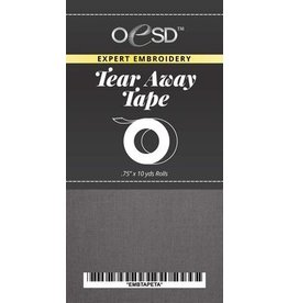 OESD Embroidery Tape Tear Away