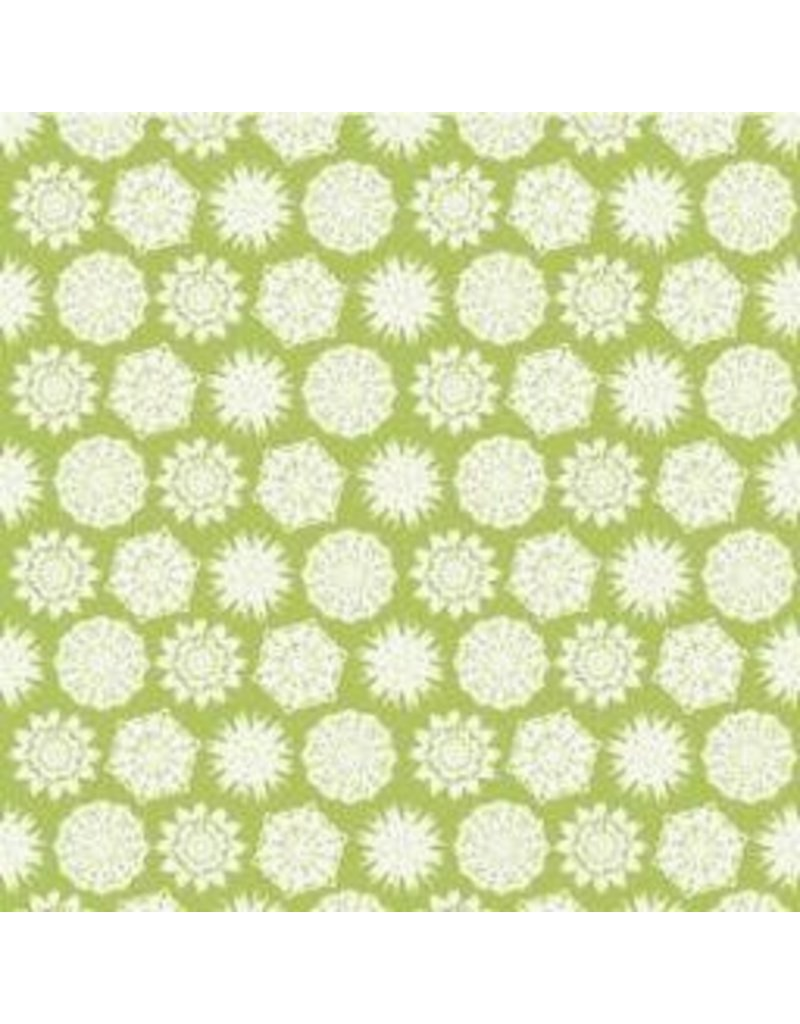 Be Merry Flannel F7013-Green