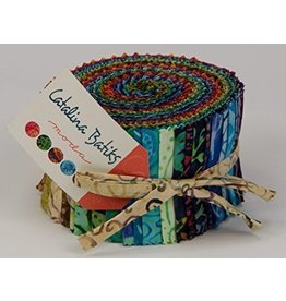 Catalina Batiks Jelly Roll
