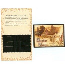 Long/Basting Needle Card
