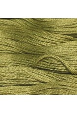 Presencia Embroidery Floss-5229 Medium Khaki Green