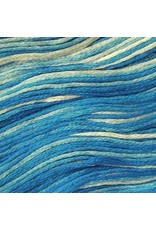 Presencia Embroidery Floss Variegated-9615 Electric Slide