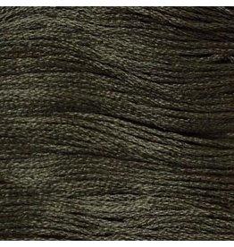 Presencia Embroidery Floss-8589 Very Dark Beaver Gray