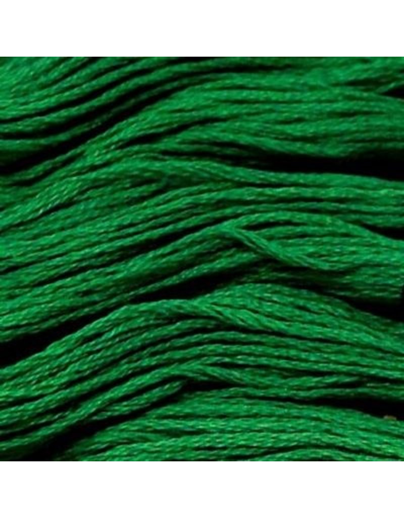 Presencia Embroidery Floss-4368 Dark Emerald Green