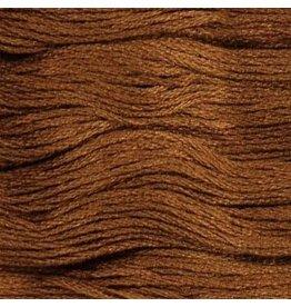 Presencia Embroidery Floss-8075 Medium Brown