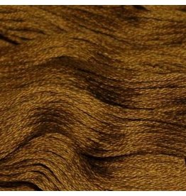 Presencia Embroidery Floss-7073 Dark Golden Olive