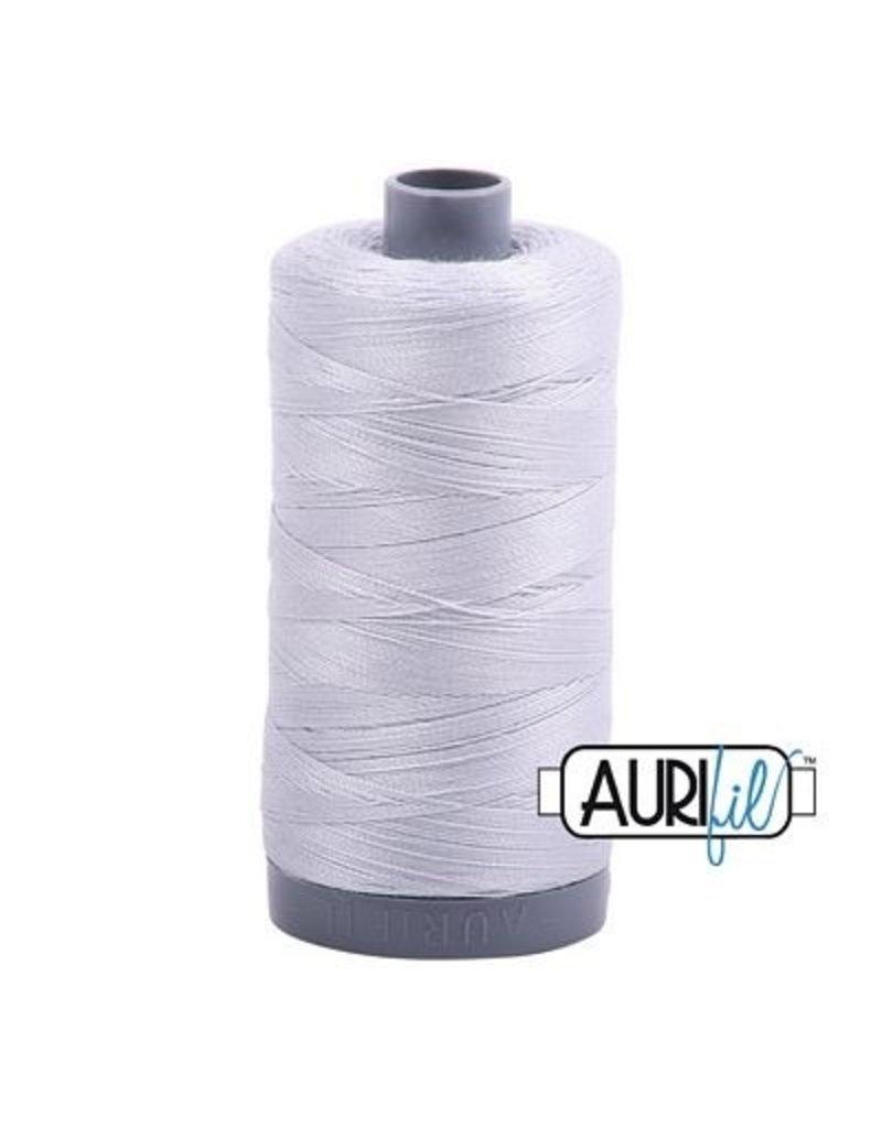 Aurifil 28 wt. Quilting Thread-2600 Dove