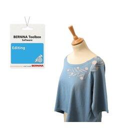 Bernina Toolbox-Editing