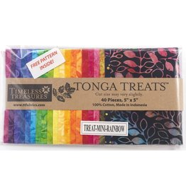 Tonga Mini Treat-Rainbow