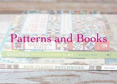 Patterns and Books
