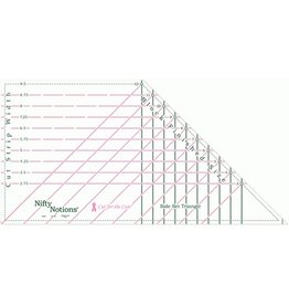 NIfty Notion Side Set Triangle Ruler