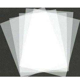Template Plastic Sheet