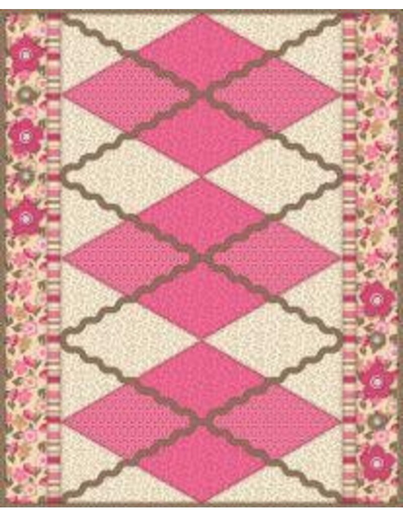 Argyle With Style Kit- Pink
