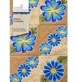Fresh Flowers Mini Design Pack