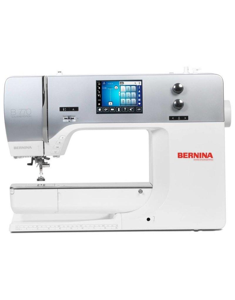 Bernina 770 QE