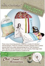 Chic Travel Accessories Design Pack