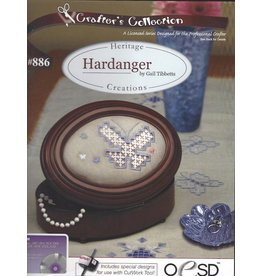 Heritage Hardanger USB
