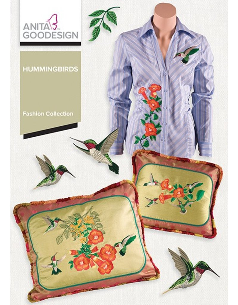 Hummingbirds Design Pack
