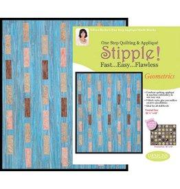 Stipple Quilt Blocks-Geometrics