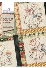 Sunbonnet Sue In The Kitchen Project Design Pack