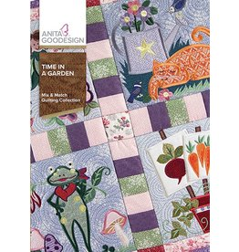 Time In A Garden Design Pack