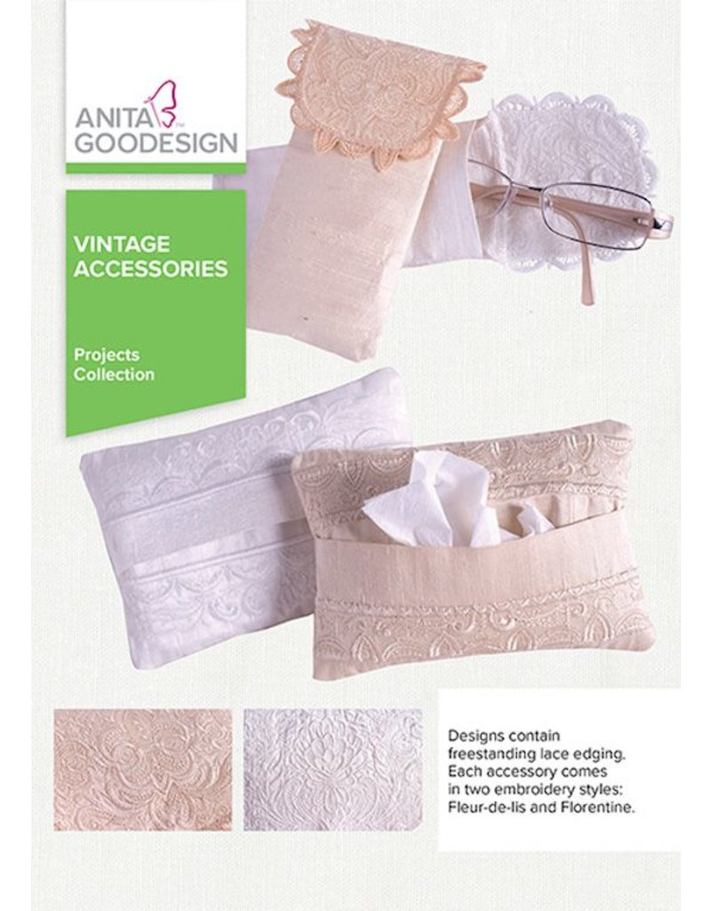 Vintage Accessories Design Pack