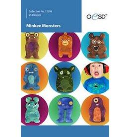 OESD Minkee Monsters CD