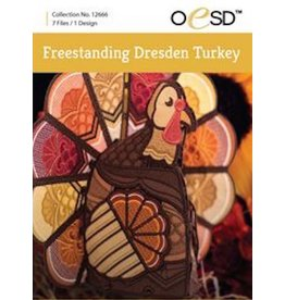 OESD Freestanding Dresden Turkey CD
