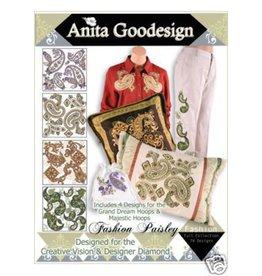 Fashion Paisley Design Pack