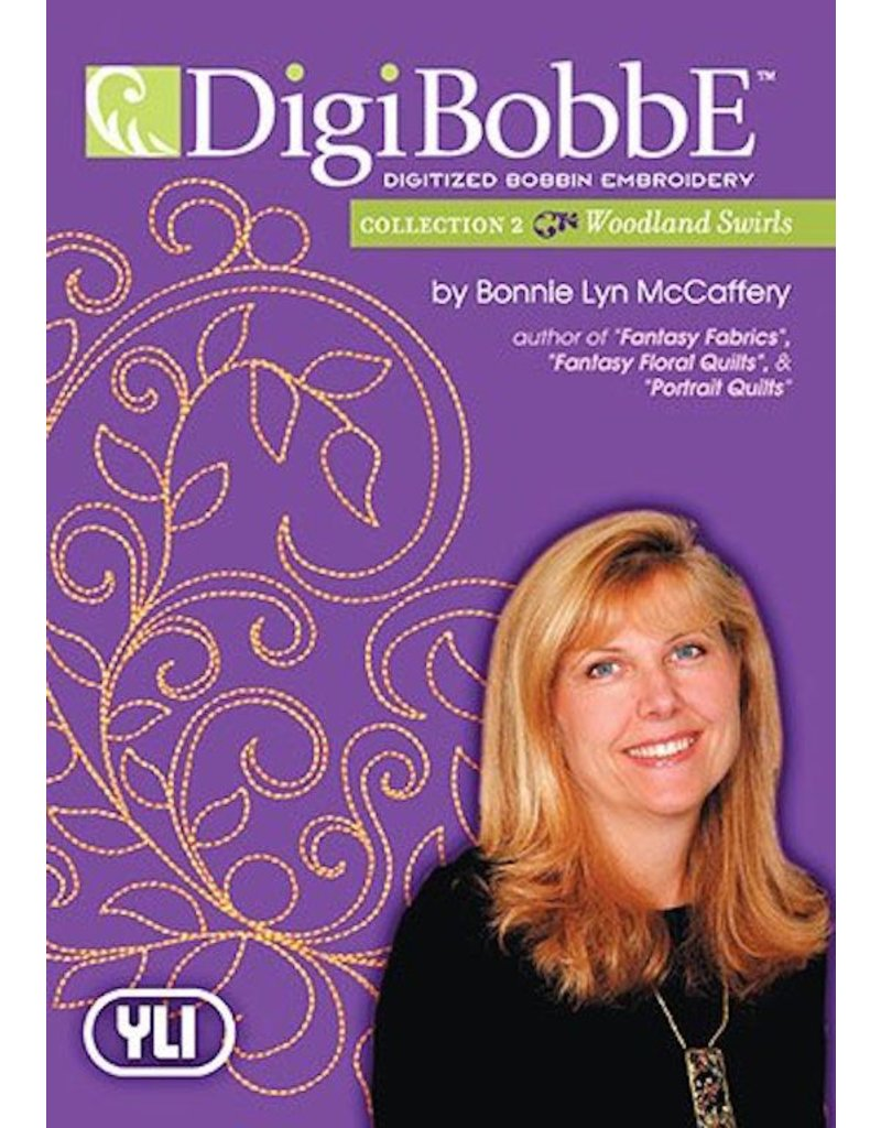 DigiBobbe Collection 2-Woodland Swirl