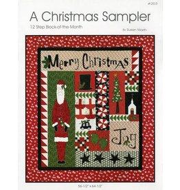 A Christmas Sampler Pattern
