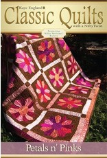 Classic Quilts Pattern With A Nifty Twist Petals 'n Pink