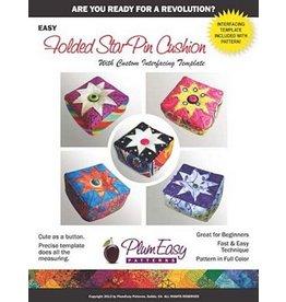 Folded Star Pin Cushion