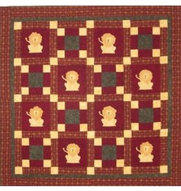 Loveable Lion Quilt