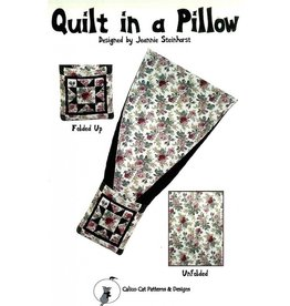 Quilt in a Pillow-Quillow