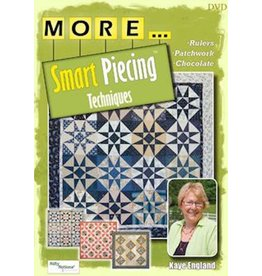 More...Smart Piecing Techniques DVD